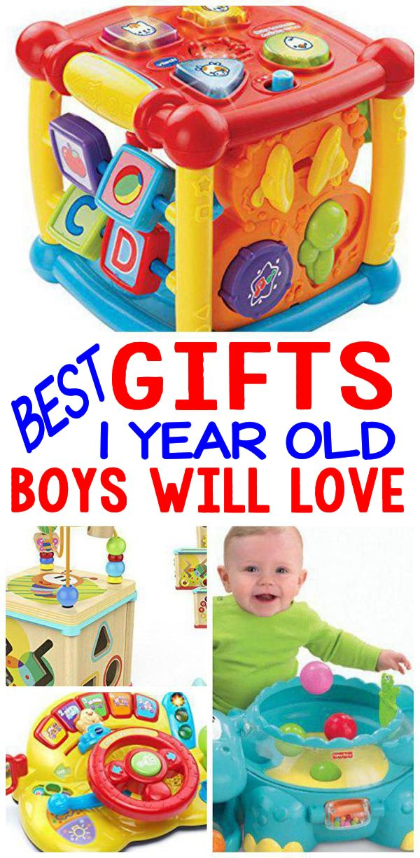 Gifts 1 Year Old Boys BEST Gift Ideas For 1st Birthday Christmas Holiday Or Just Because Cool Presents That Will Love