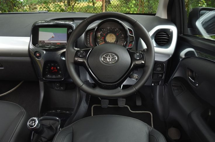 2016 Toyota Aygo X-clusiv review - http://carparse.co.uk/2016/08/04/2016-toyota-aygo-x-clusiv-review/