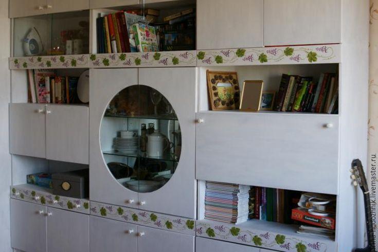 Преображение шкафа: из СССР в современный мир - Ярмарка Мастеров - ручная работа, handmade