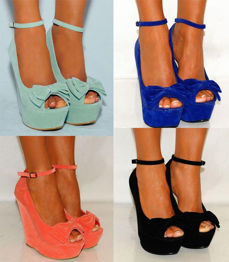 Mint Green Ladies Shoes