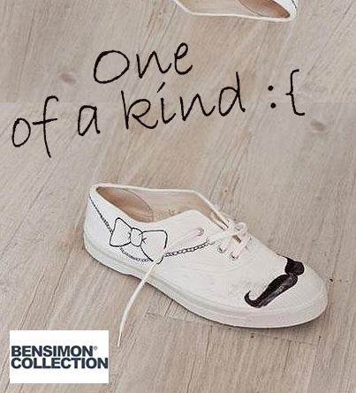 Make your Bensimon Greece pair, a one of a kind piece!