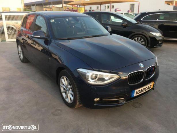 BMW 116 dA Line Sport preços usados