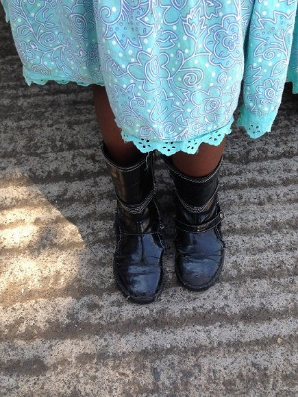My gorgeous girls shoes in 2015