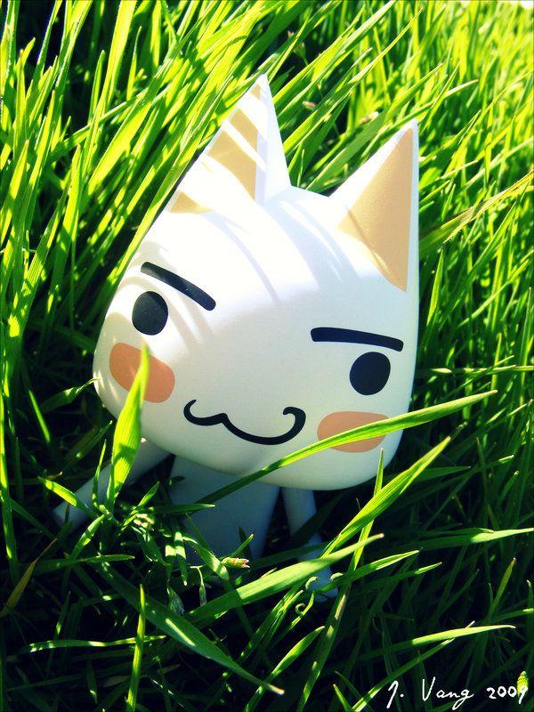 Toro Inoue - Cat [Doko Demo Issyo]