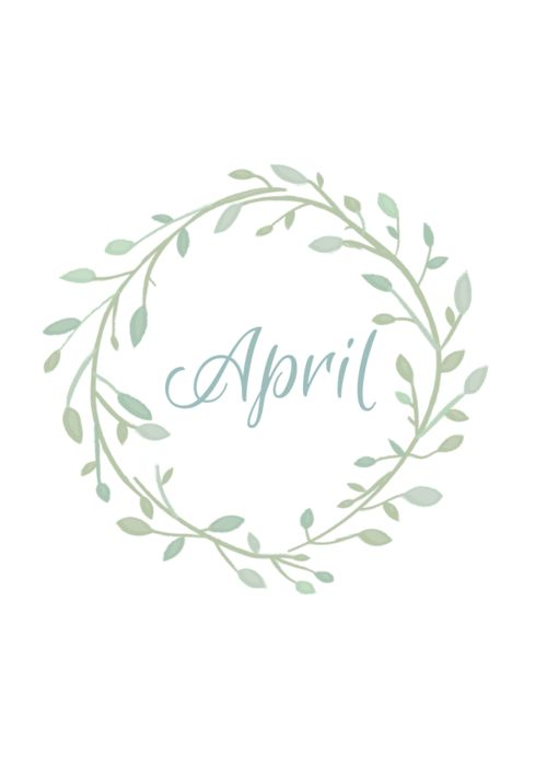 Hello April, we know what that means. Another year blessed with my family, my…