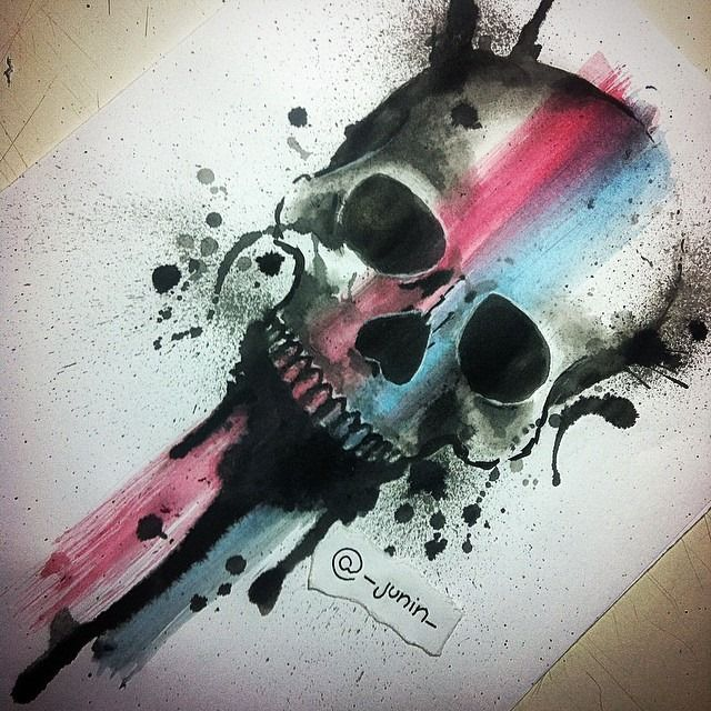 Only Best 25 Ideas About Skull Drawings On Pinterest: Only Best 25+ Ideas About Skull Drawings On Pinterest