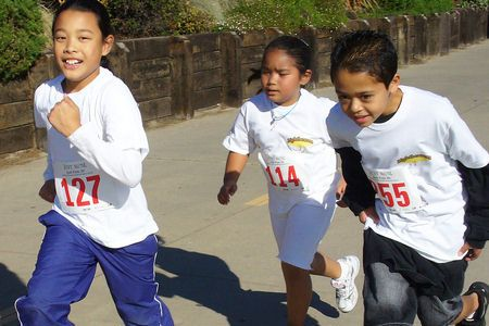 Fitness and Running Tips for Kids