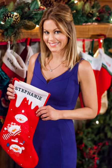 "Its a Wonderful Movie: ""Let it Snow"" starring Candace Cameron Bure"