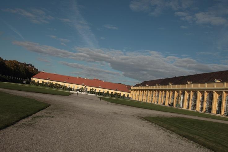 Orangerie, Schönbrunn