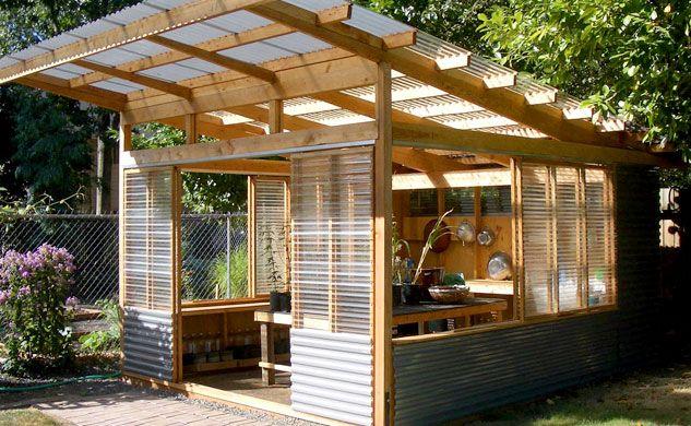 Outdoor Living Space Yard Garden Ideas Pinterest