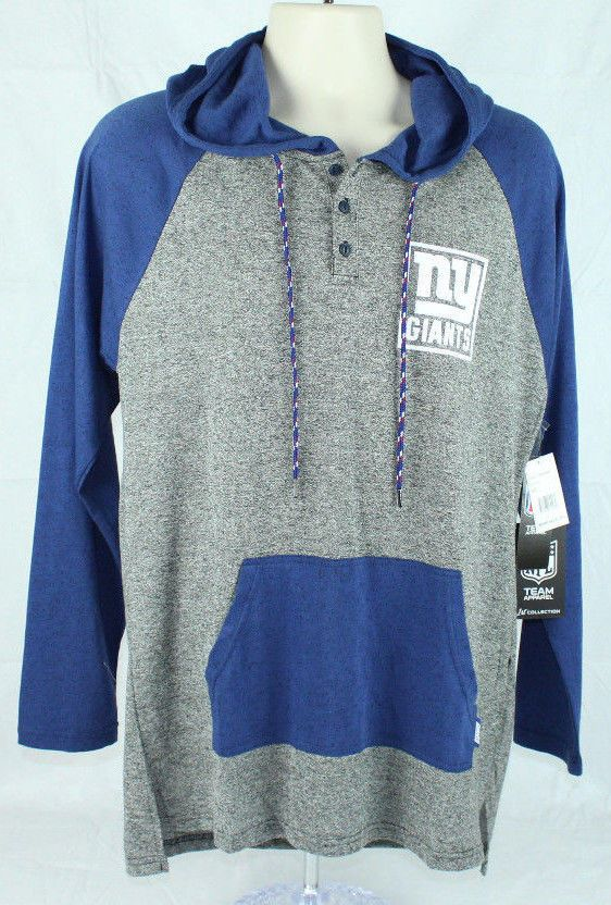 430f2fc57 New Offical NFL Apparel NY Giants Hoodie Large and Tall  NFL  NewYorkGiants