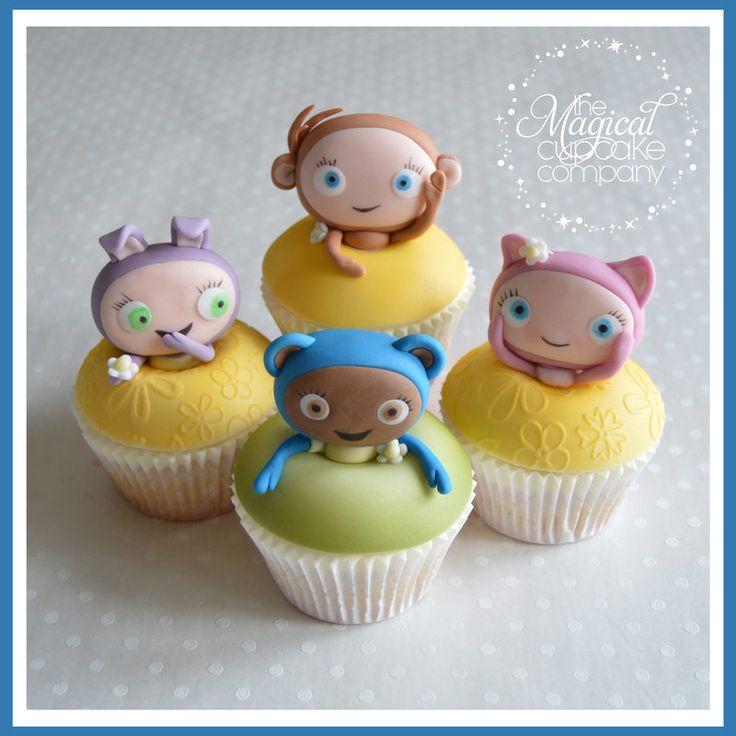 Cupcakes: Waybuloo Cupcakes