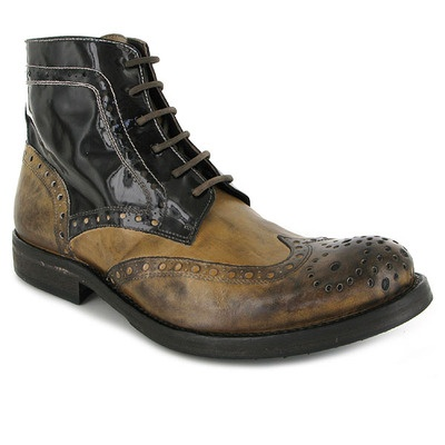 Chaussure We are RIVER Camel, chaussure homme