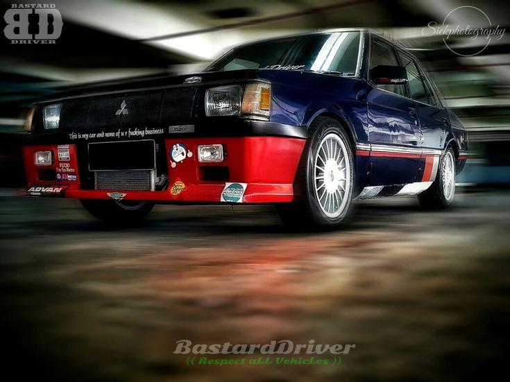 bronxbastard Mitsubishi Lancer SL'82   #bastarddriver #bastardrider #freedommotorcycles #bikinsgarage #bastarddrivergarage