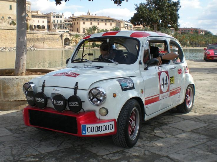Seat 600 Abarth 1000TC by franco-roccia.deviantart.com on @DeviantArt