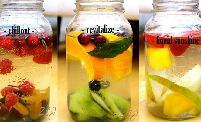 "★ ""Next Level"" Vitamin Waters with Herbs and Superfood ingredients ★"
