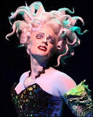 Ursula little mermaid hair