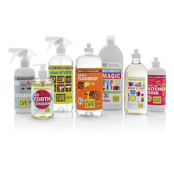 Shark Tank Natural Cleaning Products
