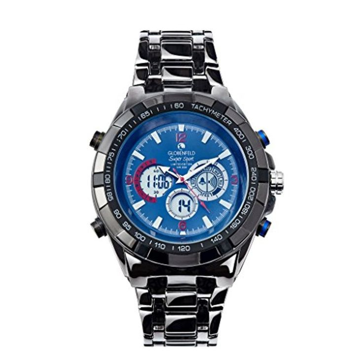 Sport Burberry Metals Sports Offers Watches Midnight Blue Men