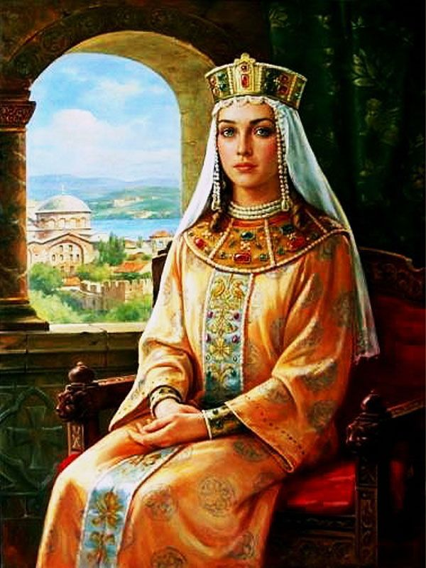 Princess Olha of Kyiv: a golden page in Ukrainian history