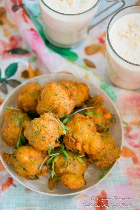 Daltjies or Spinach and corn fritters are a delicious and easy to make Cape Malay appetiser, crispy  on the outside and soft and pillowy on the inside.
