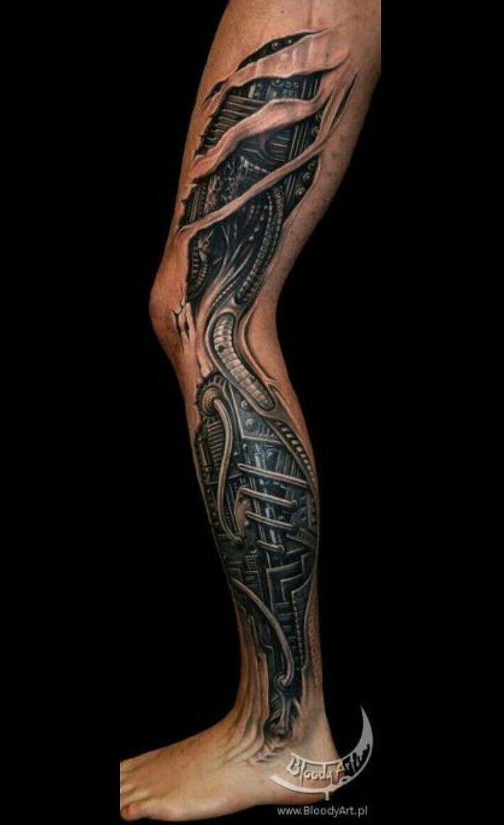 80 crazy and amazing tattoo designs for men and women desiznworld - Image From Http Lh6 Ggpht Com Etqiyxkor9s Uvo Mechanical Tattoodark Art Tattooart Tattoostatoosawesome