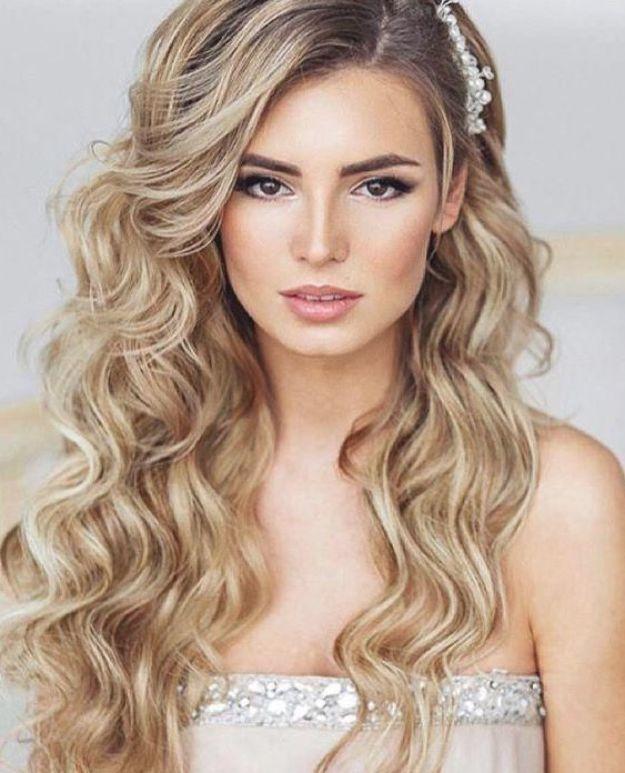 Soft Wedding Curls Hair Down Wedding Hairstyles Wedding Hairstyles For Long Hair Hair Formal Hairstyles For Long Hair Wedding Hair Down Long Hair Styles
