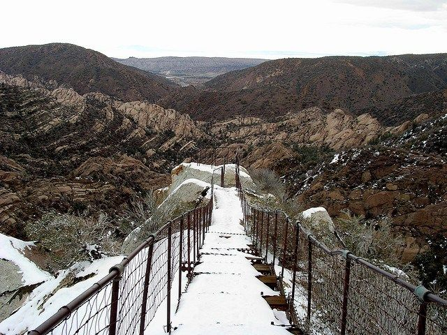 Hike the Devil's Chair   off Pearblossom Hwy near Palmdale  Modern Hiker
