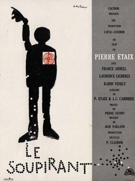 Le Soupirant de Pierre ETAIX