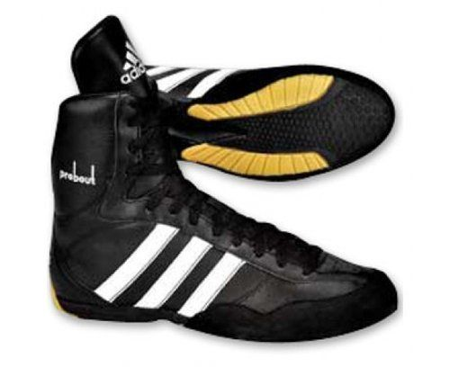 ADIDAS Pro Bout Boxing Boot adidas. $257.01