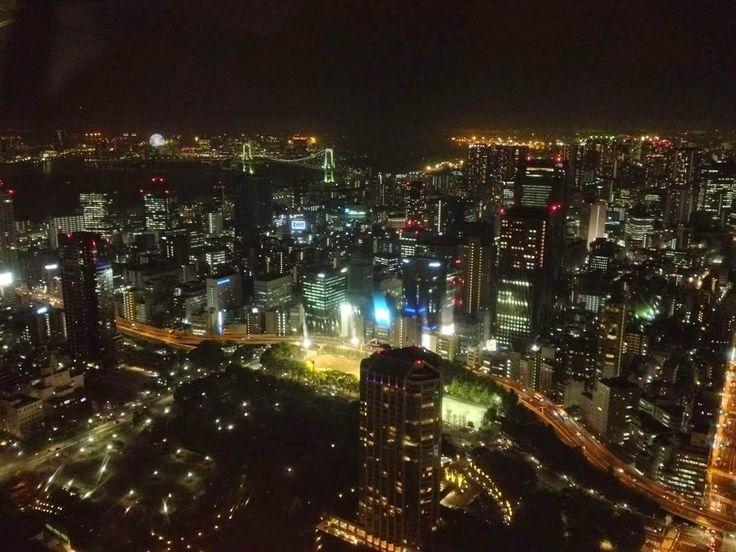 my corner of the world: memorys7 tokyo tower