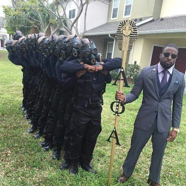 Congratulations  to the Spring 2015 initiates of the Delta Beta Chapter of Alpha Phi Alpha Fraternity, Inc. at The GREAT Bethune-Cookman University, Daytona Beach, Florida.