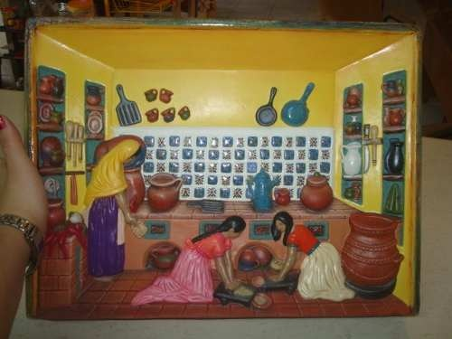 1000 images about cocinas estil mexicano on pinterest for Ceramica para cocina