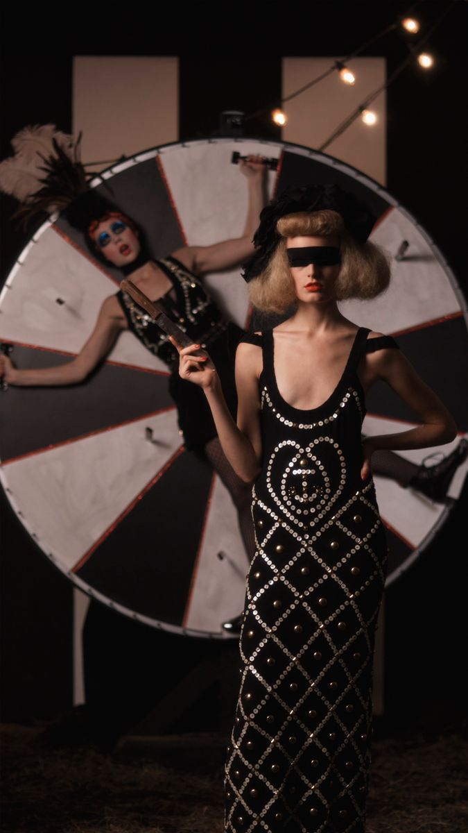 Temperley London Reveal Circus Themed Installation#Repin By:Pinterest++ for iPad#