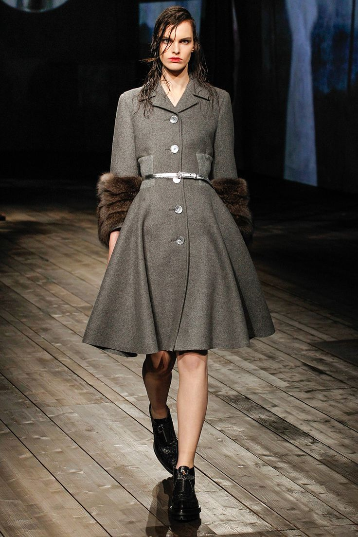Prada Fall 2013 RTW - Review - Vogue