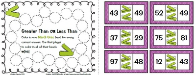 Greater than or Less than: Grade Math, Math Center, Daily 4 Math, Free Download, 1St Grades, Gras Math, Education Math, Classroom Ideas