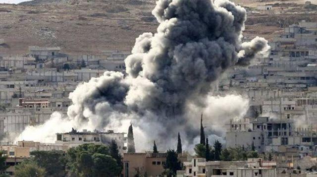 Η ΑΠΟΚΑΛΥΨΗ ΤΟΥ ΕΝΑΤΟΥ ΚΥΜΑΤΟΣ: Χαλέπι: Μία από τις πιο σκληρές μάχες σε αστικό…