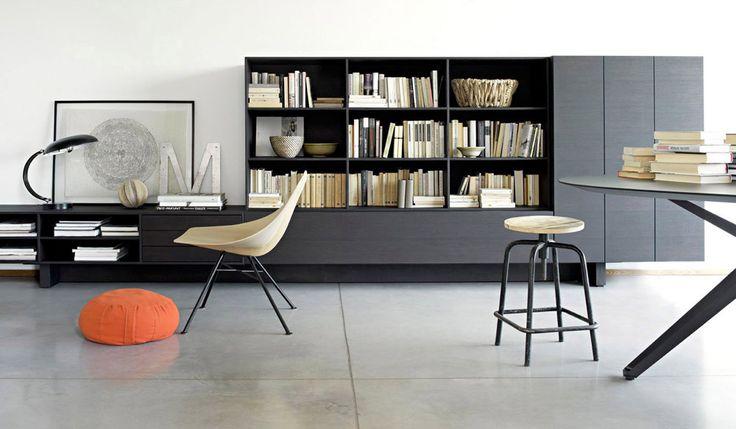 BEST BRANDS: Lema in 10 frames - T 030 System, Piero Lissoni, 2010 | #designbestmagazine @lemamobili