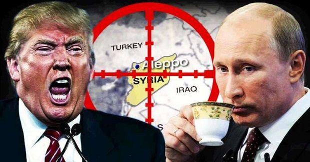 «Σφαλιάρα» στην Τουρκία από Τραμπ και Πούτιν – Αυτό συμβαίνει ΤΩΡΑ στην Β.Συρία (ΒΙΝΤΕΟ)