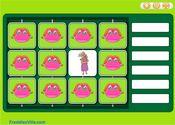 Family members memory game online