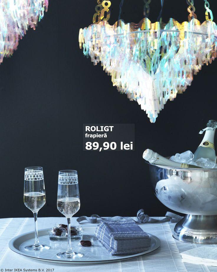 Doar câteva zile rămase din acest an, iar noi suntem în toiul pregătirilor ca să întâmpinăm noul an aşa cum se cuvine. Te aşteptăm la magazinul nostru sau pe www.IKEA.ro cu idei şi inspiraţie.