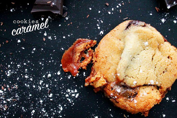 Cookies au caramel