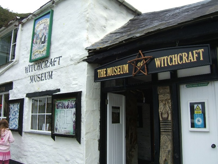 Museum of Witchcraft – Bocastle, Cornwall