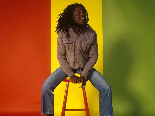 Dennis Brown..my all time favorite reggae artist