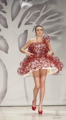 eco fashion show Kraków 2013