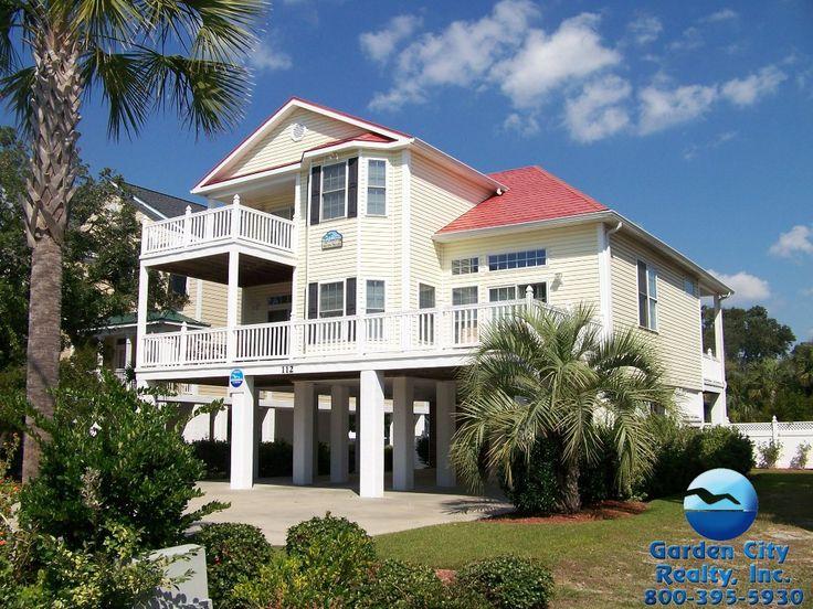 173 best Beach houses images on Pinterest Beach cottages Beach