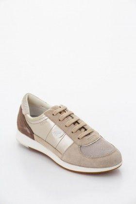 Barna/Arany Geox Női Utcai cipő