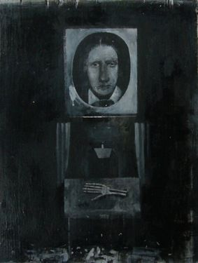 "Saatchi Art Artist Espen Erichsen; Painting, ""Nature morte"" #art"