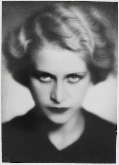 Portrait Janiny Fischer, 1931 (Benedykt Jerzy Dorys)