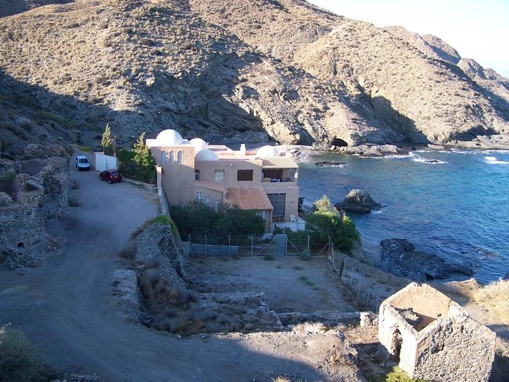 Bonita casa en la playa, Aguilas, Murcia
